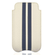 Beyzacases Чехол защитный Beyzacases Slimline Stripes (flo white/black) для iPhone 4 BZ16297